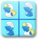 藍精靈三子棋
