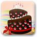 扭扭巧克力蛋糕