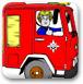 为消防车上色