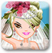 白色婚纱新娘