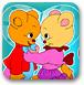 可愛的熊夫妻