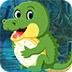 救援小鋸鱷寶寶