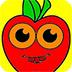 可爱苹果图画册