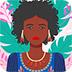 非洲公主拼图
