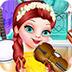 公主们上音乐课