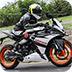 竞速摩托拼图