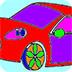肌肉汽车图画册