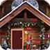 逃离山间圣诞屋