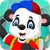 逃离艺术熊猫