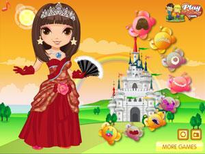 皇宫里的公主