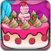 可爱小公主蛋糕