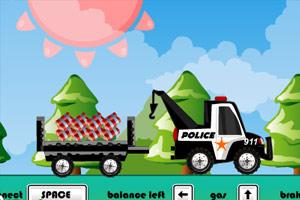 警务卡车运输