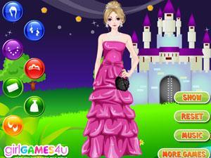 城堡的公主