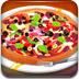 可口美味的比萨