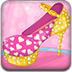 灰姑娘设计高跟鞋