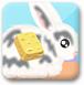 照顾大白兔
