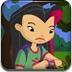 女孩森林大冒险