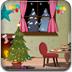 圣诞节房间装饰