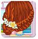新娘子的完美发型