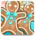 冰雪姐妹做姜饼