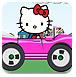 凱蒂貓開車