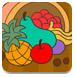 水果聚宝盆上色