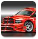 红色极速赛车