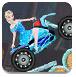 艾莎骑摩托