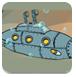 海洋的秘密潜艇