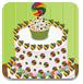 糖果蛋糕裝飾