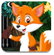 救援卡通狐狸