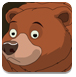 救援笼中熊