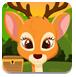 救援可爱的小鹿