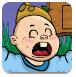 救援哭泣的小男婴