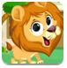 救援可爱的狮子
