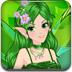 绿色森林精灵