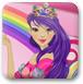 粉红糖果公主