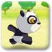 熊猫乌龟赛跑