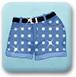 短裤的搭配