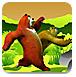 熊大熊二闯狼堡2