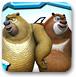 熊大熊二北极历险2
