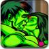 绿巨人约会