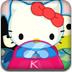 凱蒂貓賽車