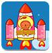 饼干人火箭飞船