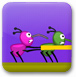 蚂蚁玩泡泡