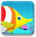 熱帶魚吃(chi)小魚