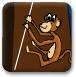 猴子蕩繩子