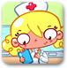 護士小姐偷懶
