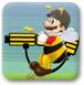 馬里奧蜜蜂防御
