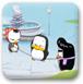 肥企鹅跳大绳